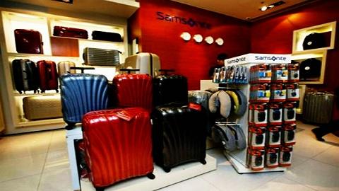 中美欧销售全线疲软 全球最大箱包制造商新秀丽被削价