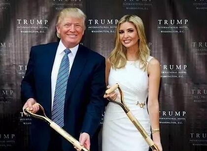 揭秘总统特朗普对女儿的教育之道