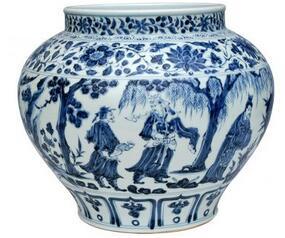 瓷器收藏:辨别元青花仿制品的18条绝招