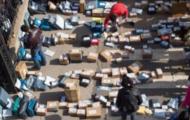 国家邮政局发布的《2016年度快递市场监管报告》  快递业务量突破300亿件
