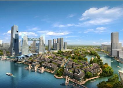 北京市级机关年底可进驻城市副中心
