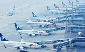 旅游带动中国航空客流增长 首度超越美国的83.8%