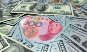 本周在岸人民币兑美元收涨252个基点 当周累计调升42个基点