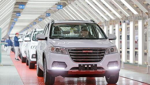 中国长城汽车正在计划收购菲亚特克莱斯勒Jeep