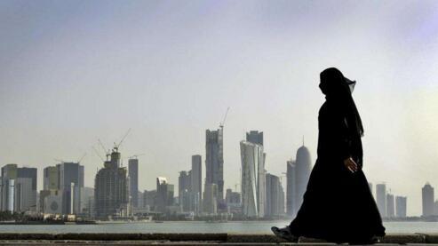卡塔尔的经济增长率仍超过了沙特