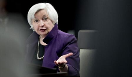 全球央行年会耶伦讲话的基调偏平淡  令美元空头再度占据上风