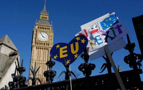 """欧盟与英国的代表本周重回谈判桌,开启第三轮""""脱欧""""谈判"""