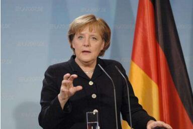 默克尔:欧盟需要与美国谈判达成贸易协定