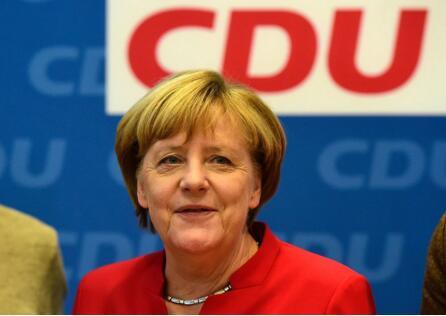 德国大选投票结束  默克尔将第四次成为德国总理