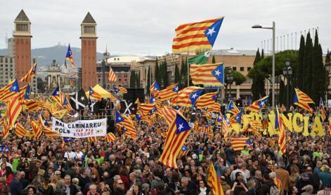 西班牙加泰罗尼亚独立公投  对西班牙股市形成利空影响