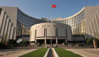 中国央行今日进行1600亿元7天期逆回购操作