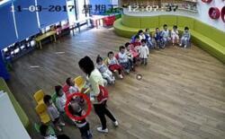 携程亲子园发生教师虐童事件引发社会关注