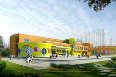 民办幼儿园在学前教育领域占据半壁江山