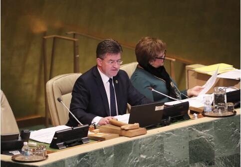 联合国大会通过关于耶路撒冷地位问题的决议:色列和巴勒斯坦通过谈判决定耶路撒冷的地位
