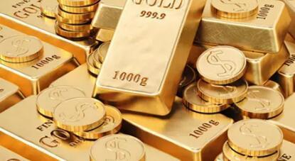 美国政府可能停摆 黄金触及1324.05美元/盎司的一周低位