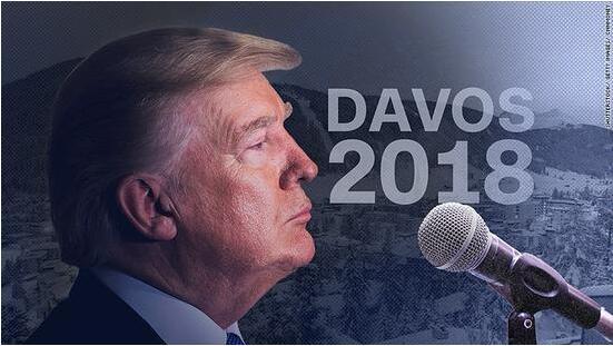 特朗普将率领庞大代表团参加达沃斯世界经济论坛
