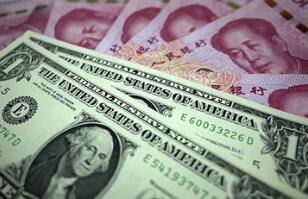 1日,人民币兑美元中间价调贬58个基点,报6.3352