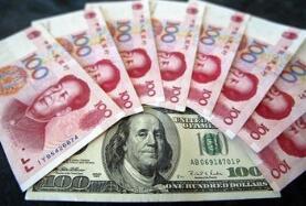 人民币兑美元中间价报6.3167 创调升幅度创2月27日来最大