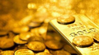 贸易战紧张局势升级 现货黄金报1341.45美元/盎司