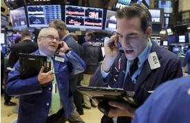 美股新闻:美股收跌 标普500指数跌21.86点 纳指跌53.53点