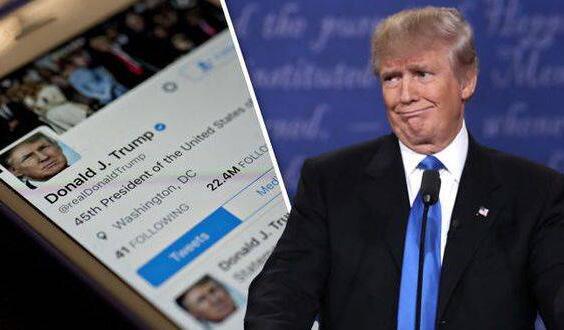特朗普发推特:有关政治迫害的问题被'泄露'给了媒体 真丢脸