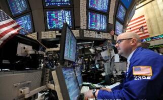美股周一小幅收高 阿里巴巴涨3.42% 京东涨2.79%
