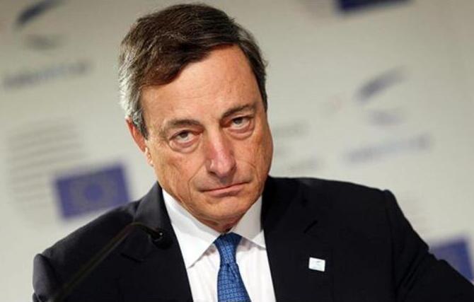 """德拉吉:欧元区需要一个全新的统一""""财政工具"""""""