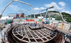 中国核电:与俄罗斯JSC ASE公司6月8日签署两项框架合同