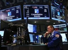 欧洲股市周二收盘跌至平盘略下方  英国富时100指数下跌0.43%