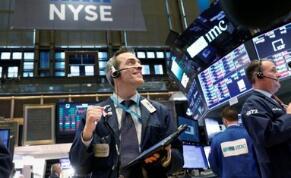 美联储宣布加息25个基点  标普500指数收跌11.22点  道琼斯指数收跌119.53点