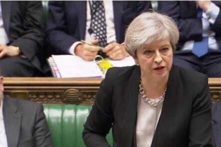 """特雷莎-梅梅的""""脱欧""""方案遇难题 英国上议院就""""脱欧""""前景提出质疑"""