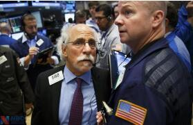 美股周三收盘涨跌不一,道指连续第7个交易日下跌