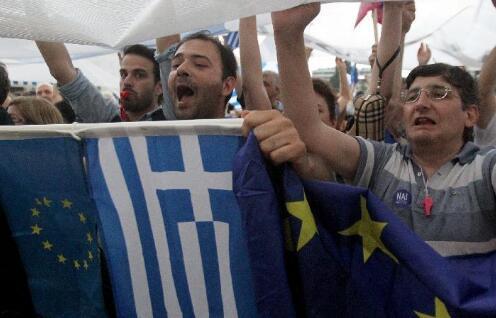 希腊债务危机宣告结束  欧元区经济逐步回归正轨
