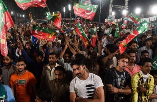 巴基斯坦将于7月25日举行大选 新生力量崛起