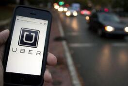 Uber恐被英出租车协会起诉,或被罚12亿镑