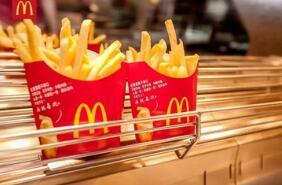 麦当劳涉嫌虚假宣传  日本责令麦当劳公司进行整改