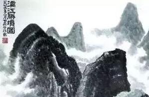 四位大师画漓江:相同的山水,不同的妩媚