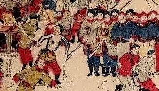 在清朝人的版画新闻里,甲午战争其实是中国狂胜