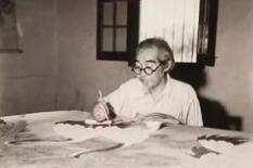 """陈之佛  20世纪的中国画坛,有两座工笔花鸟画""""高峰"""""""