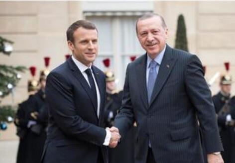 马克龙:法国重视土耳其的稳定和繁荣  向土耳其提供相应支持