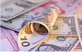 在岸人民币对美元汇率开盘一度跳涨逾700点