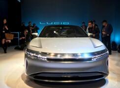 贾跃亭投资的Lucid获10亿美元沙特主权基金投资