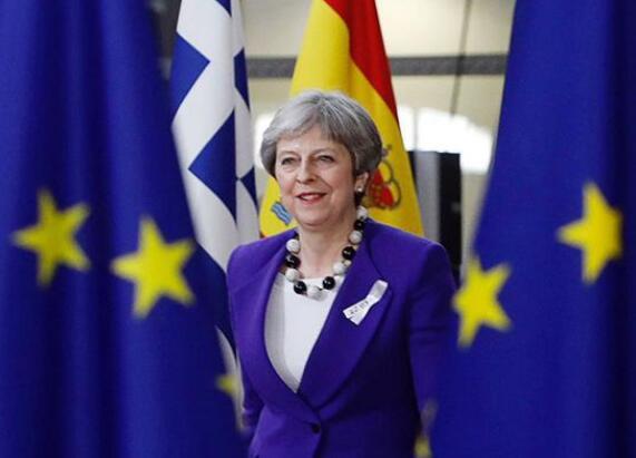 传英国计划在脱欧谈判中就爱尔兰边境问题做出妥协