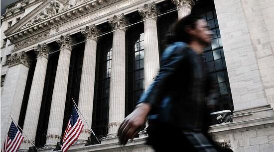 美股周四大幅收跌 道指连续两日累计下跌逾1370点