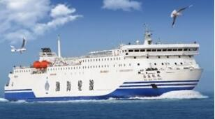 烟台渤海轮渡进博会签约近五千万,将建亚洲最大新型客滚船