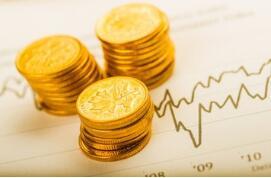 黄金期货价格周五收盘下跌,受到美元汇率上涨的影响
