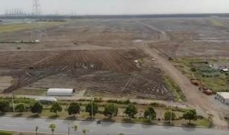 特斯拉上海超级工厂破土在即 马斯克:期待很快访问中国