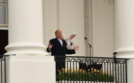 特朗普将签署政府拨款法案 并宣布美国进入全国紧急状态