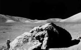 美研究称可借助太阳风在月球上制造水