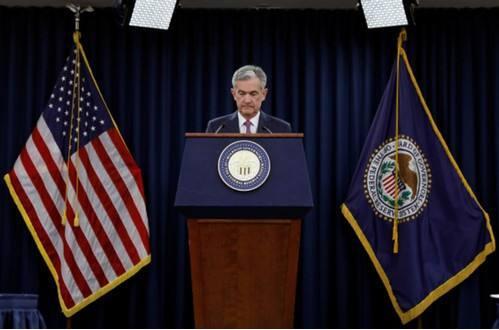 美联储主席鲍威尔:美国经济仍保持强劲,必要时将调整缩表进程